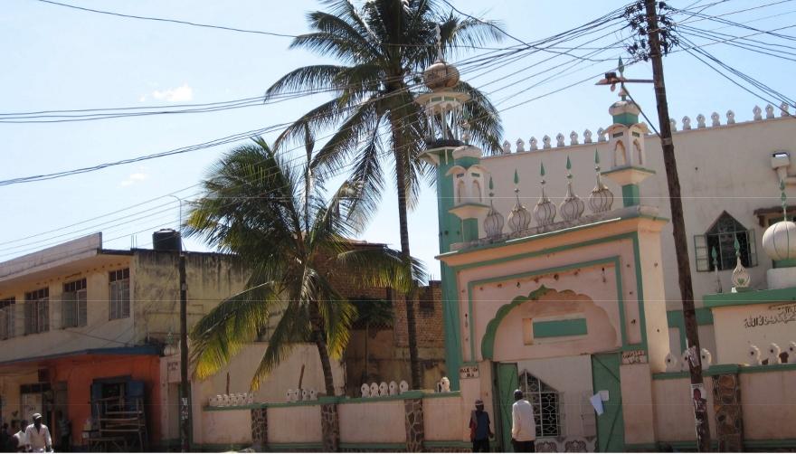 Moschee in Jinja