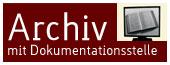 Grafik: Archiv mit Dokumentationsstelle